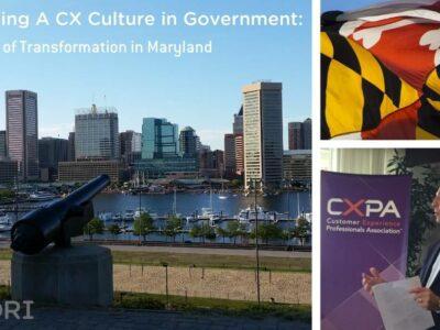 Maryland CX Culture: CXPA Speaker Greg Derwart