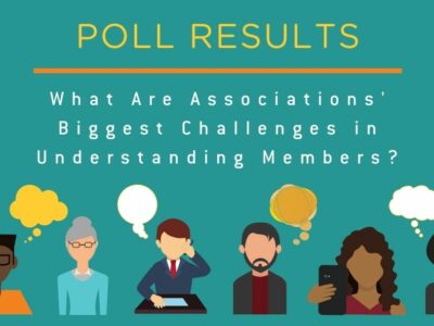 ASAE Poll: Associations' Biggest Challenges in Understanding Members