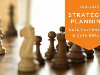White Paper | Strategy & Planning: Data Governance & Data Quality