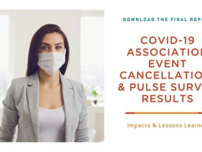 Survey Results: Taking the Pulse of Associations Navigating COVID-19