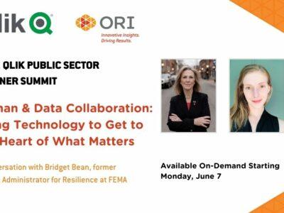 2021 Qlik Public Sector Partner Summit