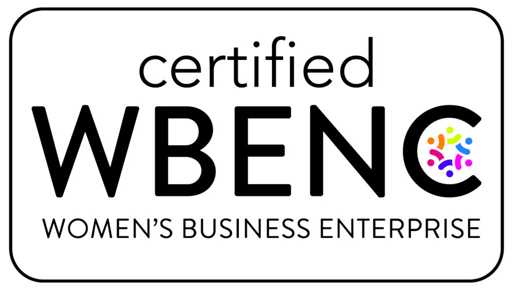 WBENC Logo - Certified Women's Business Enterprise